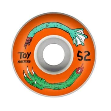 TOY MACHINE SECT SKATER 52MM WHEELS