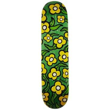 "Krooked Wild Style Flowers Deck 7.75"""