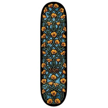 """Real Zion Intertwined Deck - 8.5"""""""