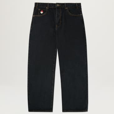 Butter Goods Philly Santosuosso Signature Denim (Washed Black)