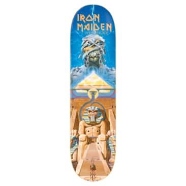 "Zero - Iron Maiden Powerslave Deck (8.25"")"