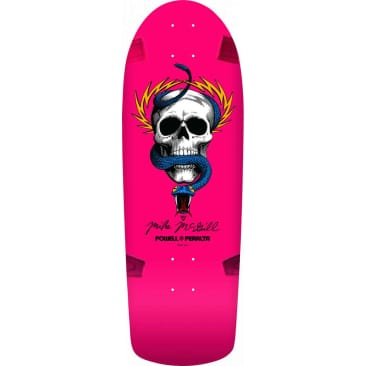 """Powell - McGill Skull And Snake Hot Pink Deck (10"""")"""
