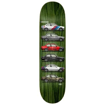 """Real Ishod Customs Twin Tail Deck 8.25"""""""