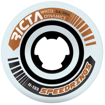 Ricta Speed Rings Wide 54mm 99A Wheels