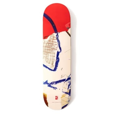 """Poetic Collective Collage #2 Skateboard Deck - 8.25"""""""