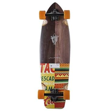 """Arbor Groundswell Sizzler Rally Complete Skateboard 8.875"""""""