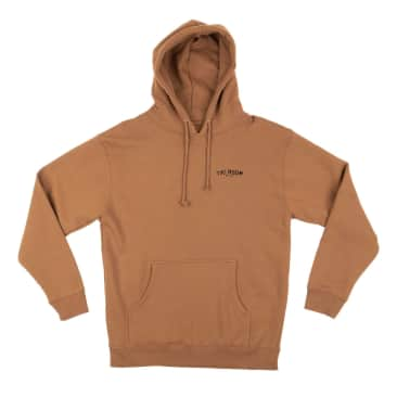 Tiki Room Embroidered Small Arch heavyweight hoody