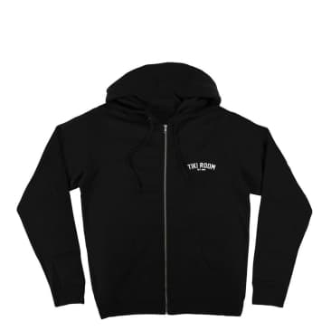 Tiki Room Embroidered Small Arch heavyweight zip hoody