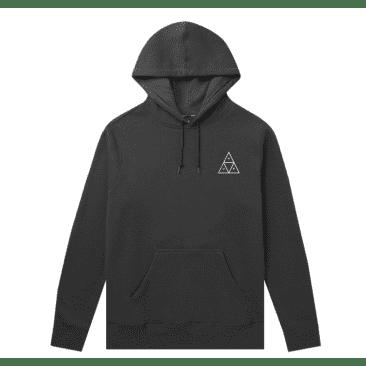 Huf Hoodie Essentials Tripple Triangle Black