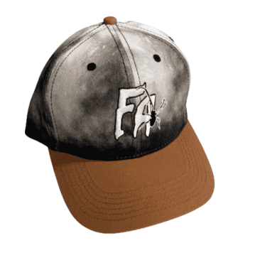 Fucking Awesome Spider Seduction Snapback Brown