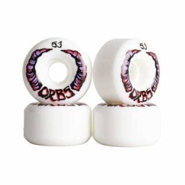 Orbs Apparitions Skateboard Wheels 53 MM 99 A