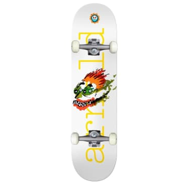 """Isle Skateboards Mike Arnold 'Face Drawing' Complete Skateboard 8.25"""""""