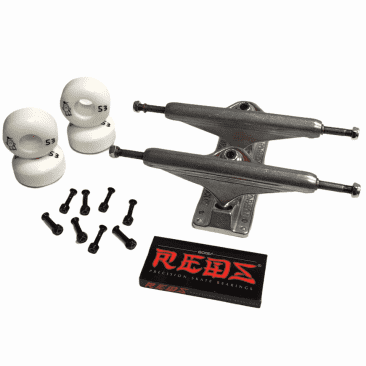 """Independent Stage 11 Undercarriage 7.4"""" - 7.75"""" Complete Kit (129 MM)"""