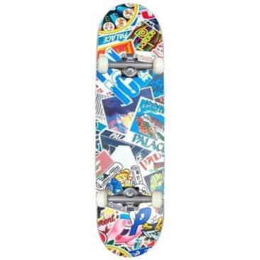 """Palace Skateboards Sticker Pack Slick Complete Skateboard 8.1"""""""