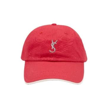 Yardsale Two Tone Cap Red/White