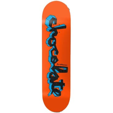 """Chocolate Skateboards Lifted Chunk Kenny Anderson Skateboard Deck 8"""""""