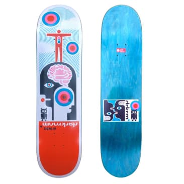"""Therapy Skateboard Deck (8.0"""")"""