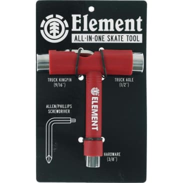 Element All-In-One Skateboard Tool