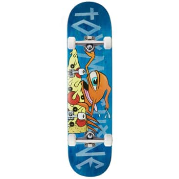 """Toy Machine Pizza Sect Complete Skateboard - 7.75"""""""