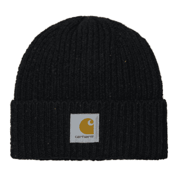 Carhartt WIP Anglistic Beanie - Speckled Black