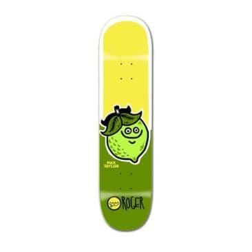 Roger Skate Company Taylor Lima Deck 8.12