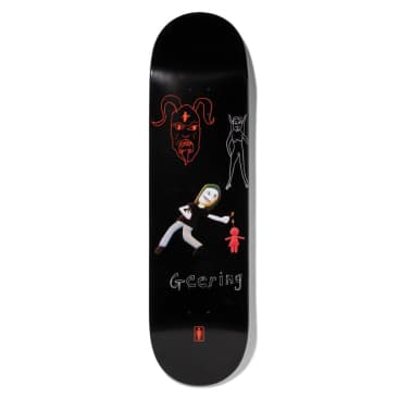 """Girl 'One Off' Breanna Geering Pro Deck - 8"""""""