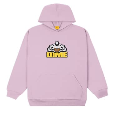 Dime - Knowledge Is Power Hoodie - Lavender Frost