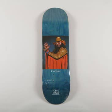 """Carve Wicked 'Don't Do Drugs' 8.75"""" Deck"""