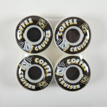 SML 'Coffee Cruiser Killer Bees' 58mm 78a Wheels