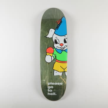 """Quasi 'Go To Hell' 9"""" Deck"""