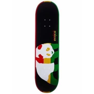 Enjoi Rasta Veneer Skateboard Deck 8.375