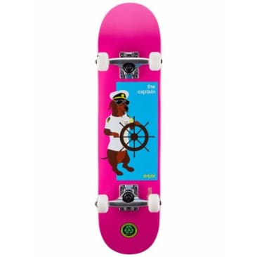 Enjoi The Captain First Push 7.25 Complete Skateboard