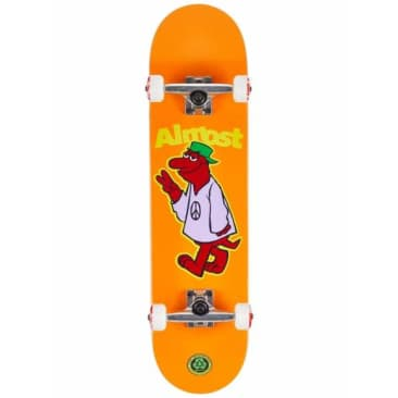 Almost Peace Out First Push 7.875 Complete Skateboard