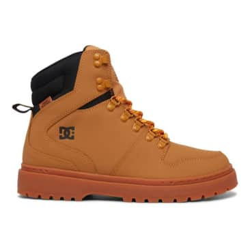 DC Peary TR Lace Winter Boots - Wheat Black