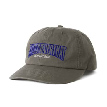 thisisneverthat - Ripstop Under Arch-Logo Cap - Taupe