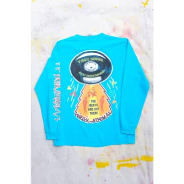Beats Are Out There Long Sleeve T-shirt - Hanalei