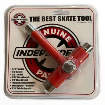 Independent Skate Tool Red