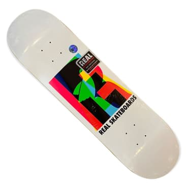 Real Deck Eclipsing White 8.25x31.9