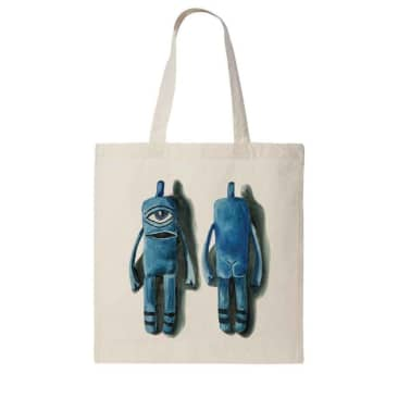 SECT PUPPET TOTE BAG