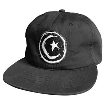 STAR & MOON UNSTRUCTURED PATCH CAP