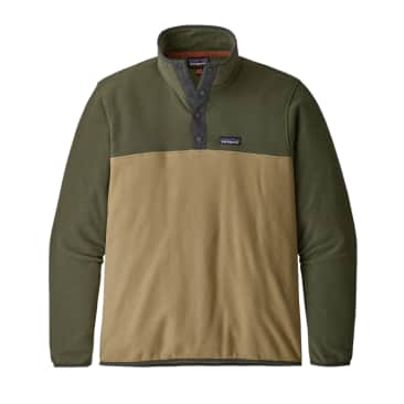 MICRO D SNAP-T PULLOVER