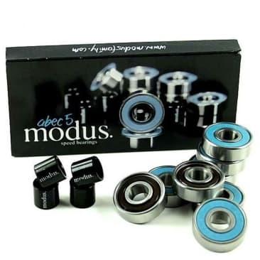 Modus 5 Speed Bearings   Blue