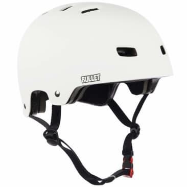 Bullet Deluxe Helmet | Adult | White