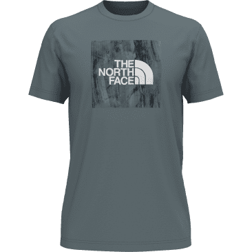 Boxed In Tee   Balsam Green