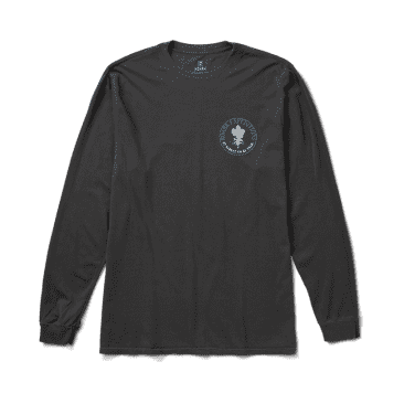 By Street Or By Trail Longsleeve | Washed Black