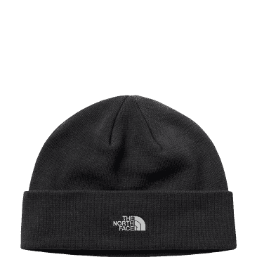Norm Beanie (Shallow Fit) | Black