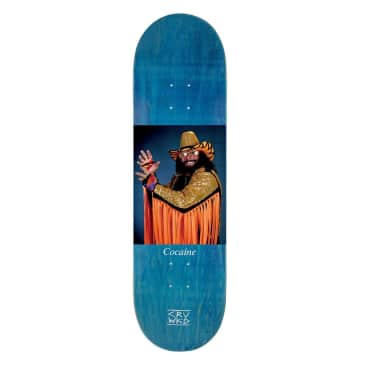 """Carve Wicked 'Don't Do Drugs' 8.75"""""""