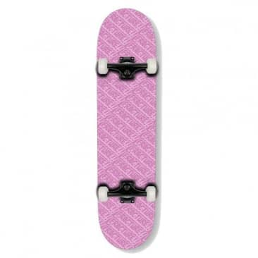 """Fracture Complete Skateboard All Over Comic Pink - 7.75"""""""