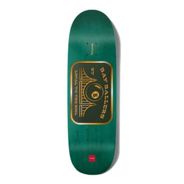 """Chocolate Skateboards - Raven Tershy Car Club Couch Deck 9.25"""" Black Stain"""