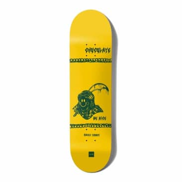 """Chocolate Skateboards - Raven Tershy Be Nice One Off Deck 8.5"""""""